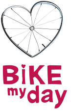 Logo Veiling website Bike my Day
