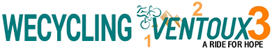 Logo Veiling website Wecycling Ventoux3